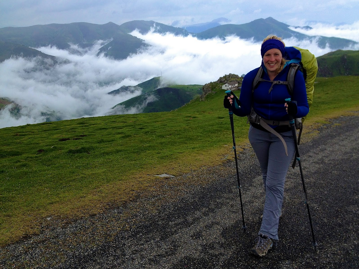Shannon is officially my favorite mountaineering bad @ss.